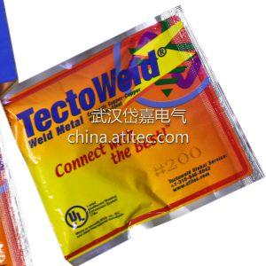 供应优质焊剂#200放热焊接熔粉 TectoWeld