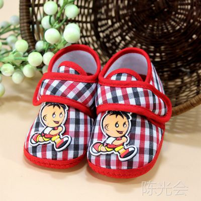 2015春款品牌童鞋批发 足星软底婴儿鞋韩国男女宝宝超酷学步鞋