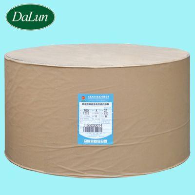 大伦纸业250克-550克白板纸 地龙 海龙粉灰纸 金贝灰底白 永泰白底白 正大度卷筒可分切