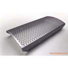 上海冲孔网 不锈钢冲孔板网 圆孔网 长方形孔