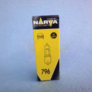 供应德国产NARVA/利华 超亮型倒车灯/后雾灯 796 12V35W P21W