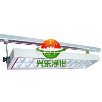 供应涂装生产线喷涂车间旋转格栅灯箱