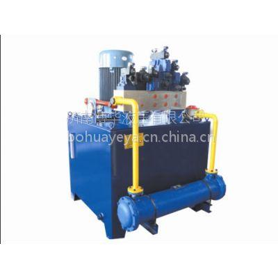 济南博华液压--供应LW-2000KN卧拉试验机专用油源