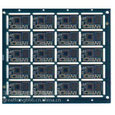 专业制造双面、多层、铝基、陶瓷、聚四氟乙烯等高精密度FR-4基材电路板,宏力捷生产