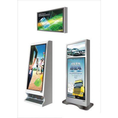 江阴大量批发销售各种尺寸的户外滚动换画广告灯箱