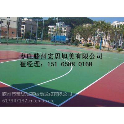 江苏淮北硅pu羽毛球场生产厂家 硅pu羽毛球场厂家价格 硅pu羽毛球场产品弹性层