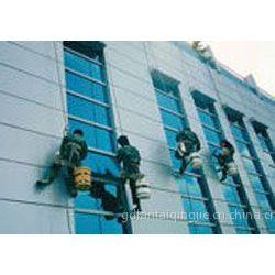 供应白云区高空外墙清洗公司   专业服务安全
