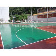 清溪篮球场地坪漆施工,凤岗地板漆翻新工程