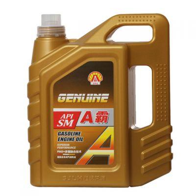 英国胜牌 A霸润滑油 合成高级汽油机油 4L SN 10W30执行标准GB;11121-2006