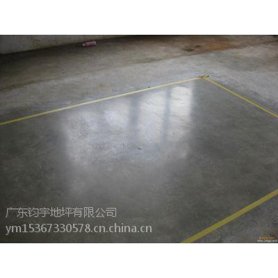 博罗县杨村镇旧水泥地翻新--杨村镇工厂地面防尘处理--钧宇技术