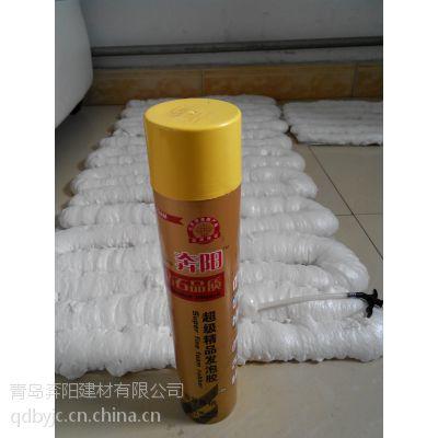 奔阳750Ml高发泡洁白色聚氨酯泡沫填缝剂,木门专用发泡胶,工程用泡沫填缝剂
