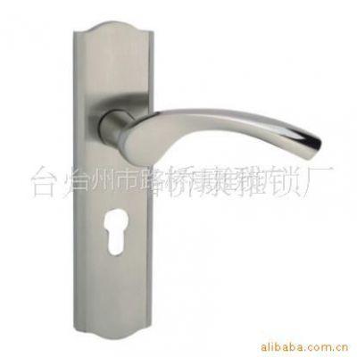 供应锌合金执手门锁 B17-H117 SS/家具锁/办公锁