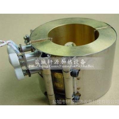 供应轩源供应电缆机械铸铜加热圈 电热圈