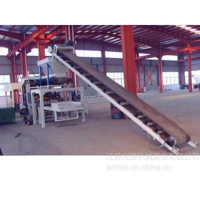 供应宝腾免烧砖机械制造生产线_水泥砖机—混凝土砌块机—制砖设备