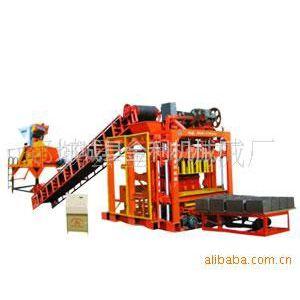 供应山东金龙水泥砌块成型机  免烧制砖机