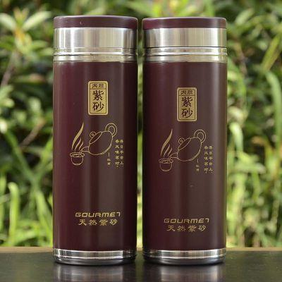 供应山西广告杯个性定做厂家诗如意双层玻璃杯品牌水杯制作品牌