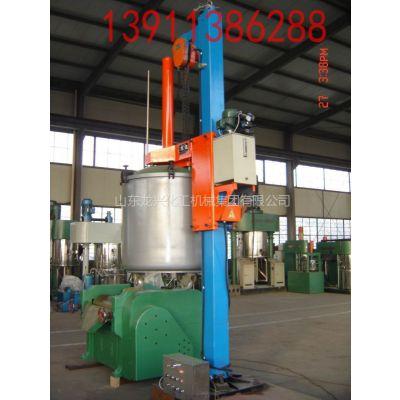 供应液压自动给料机/三辊上料机/给料机