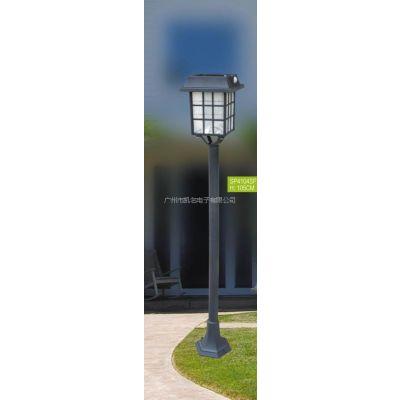 供应墅之景SP4104SF  太阳能庭院灯 小径照明灯