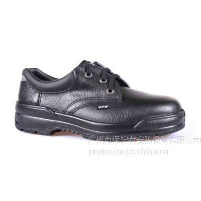 广州供应尊王劳保鞋A010,KPR安全鞋,尊王安全鞋,钢头牛皮工作鞋,防护鞋防砸透气安全鞋,尊荣鞋业