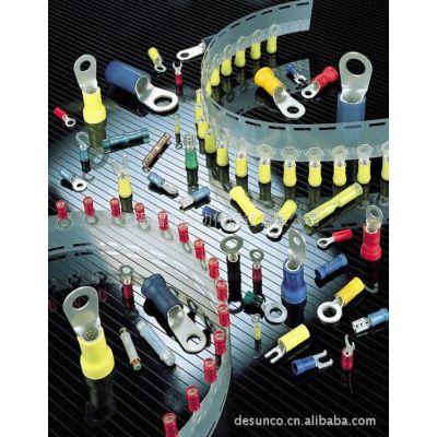 供应Tyco AMP圆形大电流桶状端子,工业大电流线缆的必备连接端子