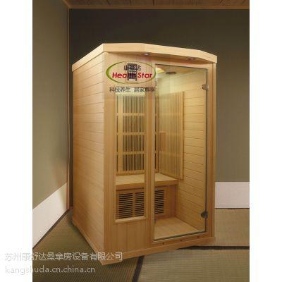 供应康舒达上海休闲汗蒸房工程优质汗蒸房厂家KSD=SY603