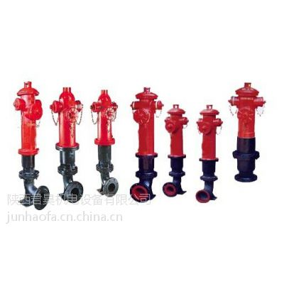 地上消火栓 室外地上栓 SS100/65-1.6 SS150/80-1.6 西安消防栓