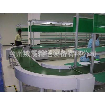 优质供应环型皮带输送线(图)