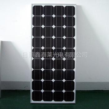 供应供应辽宁丹东210瓦单晶硅太阳能电池组件、太阳能光伏