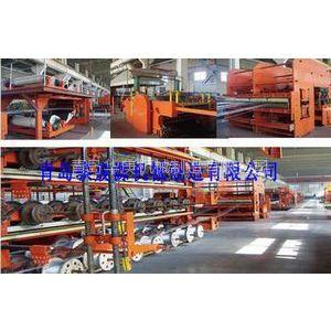 供应钢丝绳芯暨织物芯橡胶生产带硫化生产线挤出机精炼机青岛华庚