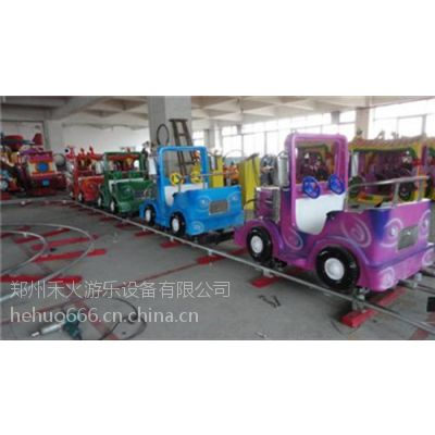 许昌环形轨道车价格,轨道车价格,郑州禾火游乐设备