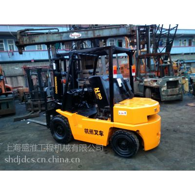 供应二手合力叉车,杭州叉车,2吨3吨4吨叉车