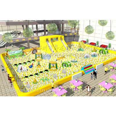 郑州卧龙厂家免费百万海洋球活动策划方案,滑梯百万海洋球价格