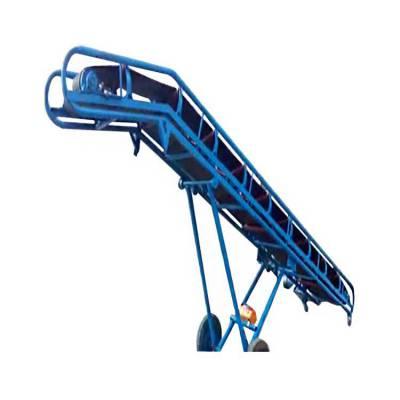 袋装粮食皮带输送机 防滑式运输机 多用途低价位皮带机