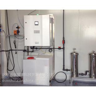 丹麦DCW塔式冷冻饮品无残留杀菌消毒设备