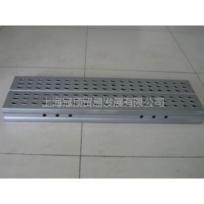 供应高强度热镀锌钢跳板