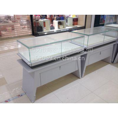 订做产品烤漆柜台,免费设计安装,武汉海宏展柜厂为您提供优质的设计方案
