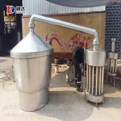 加工定做小型酿酒设备 造酒设备 融达蒸酒设备 直销配套齐全