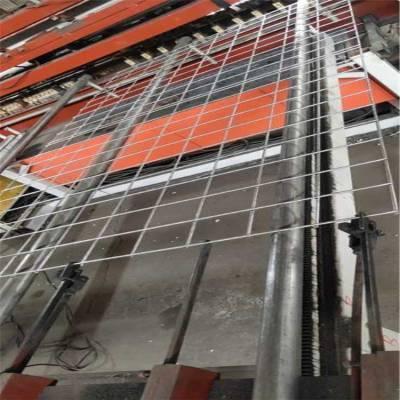 晋城6.5个圆煤矿加固钢筋网生产商-12个圆煤矿护顶支护网-平纹焊接钢筋网一流技术