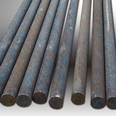 供应棒磨机钢棒 磨煤机磨棒 耐磨钢棒 不弯折磨棒 研磨棒批发