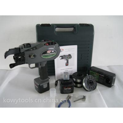 RT395九威钢筋捆扎机用于代替手工绑扎钢筋 0.8秒绑扎一个结