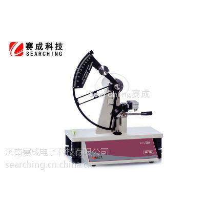 厂家供应SLY-S1防水卷材摆锤耐撕裂强度(埃莱门多夫法)测定仪(赛成供应)