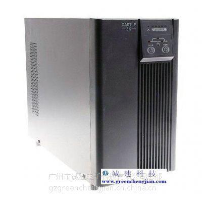 供应山特UPS电源C3K/C3KS在线式UPS