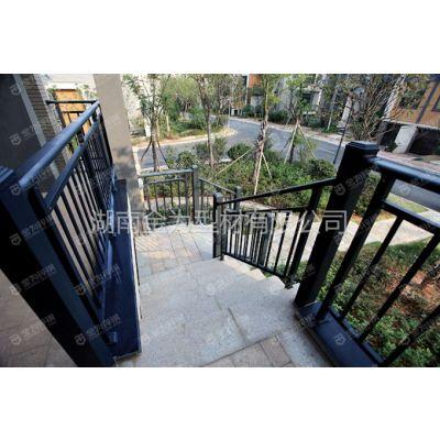 供应锌钢楼梯扶手生产厂