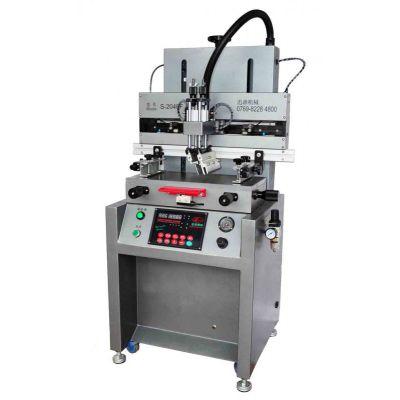 供应供应迅源S-2040F亚克力镜片印刷小型平面丝印机