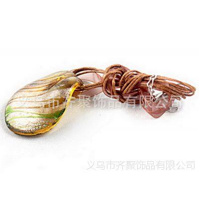 琉璃珠宝饰品定制批发 厂家直销定制 夏季专属琉璃项链 混款混批