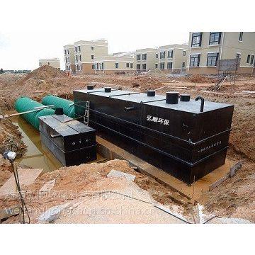 新余中型医院污水设备免费出图纸,弘顺为环保贡献