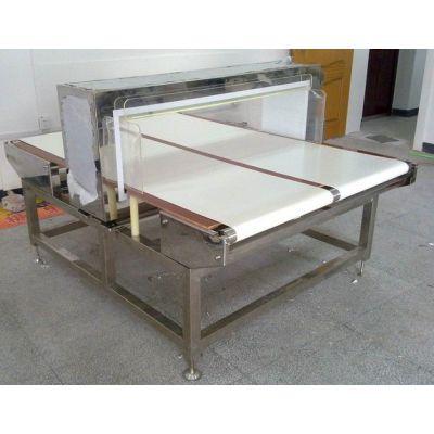 供应大型传输带式金属探测器 食品药品 服装皮革检测专用