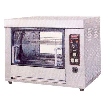 供应唯利安YXD-266旋转式电烤炉烤地瓜机烤鸡炉烤鸭炉