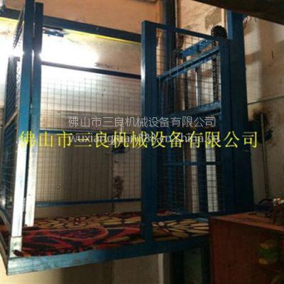 10米升降简易货梯,汕头市升降简易货梯,三良机械(已认证)