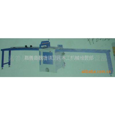 供应高速木材切断机YFC-18 YFC-24(风剪,快速断料机)